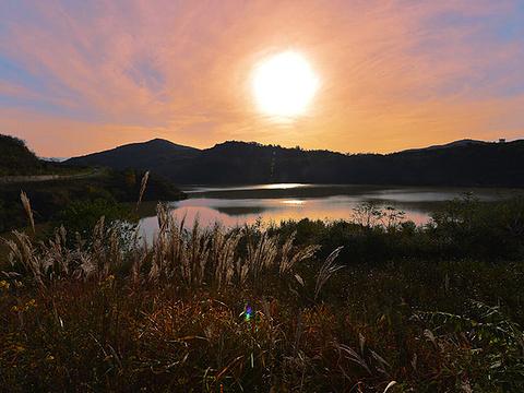 福地湖旅游景点图片