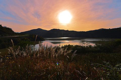 福地湖的图片