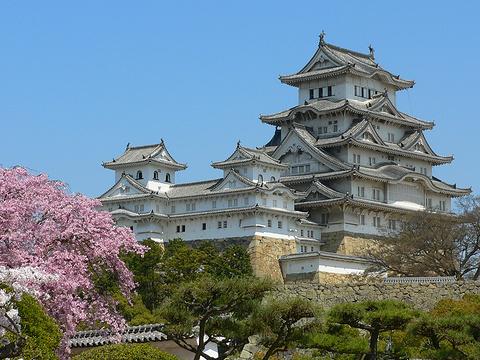 日本城旅游景点图片