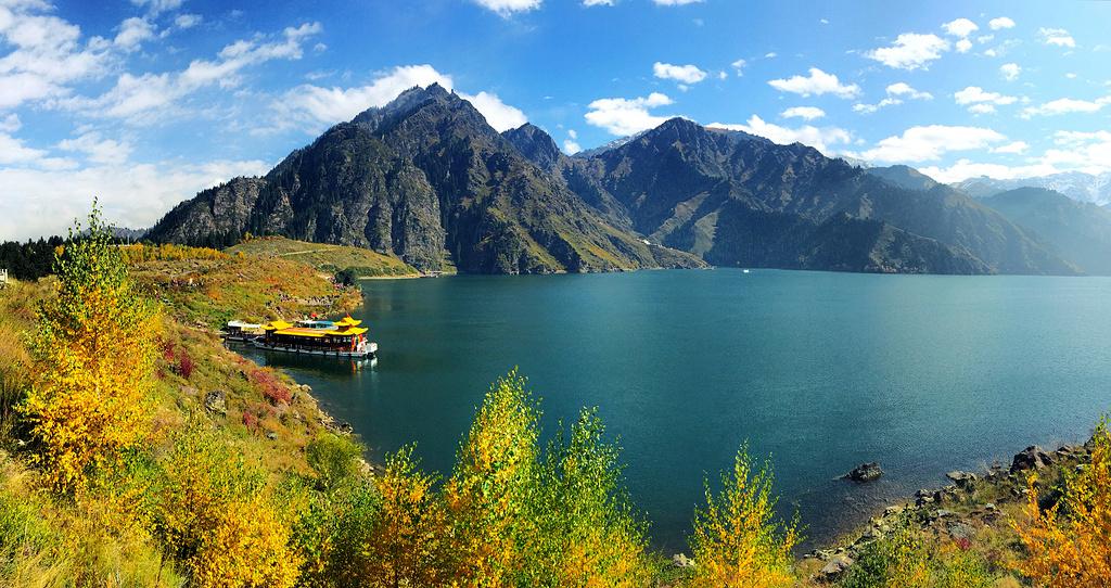 新疆全景9日环游