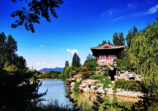 齐物潭旅游景点图片