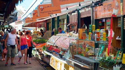 纳旭集市的图片