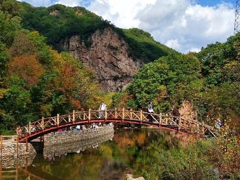 大石湖旅游景点图片