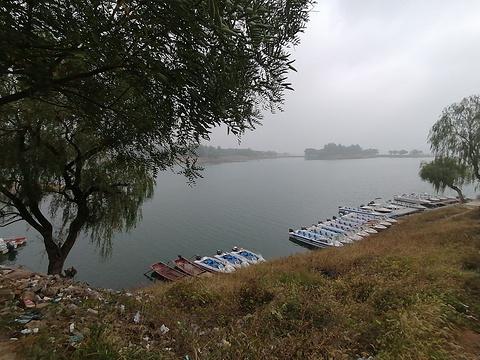 滹沱河旅游景点图片