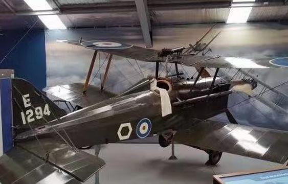 战斗机博物馆旅游景点图片