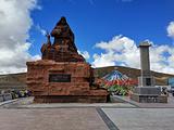 杰桑·索南达杰烈士纪念碑