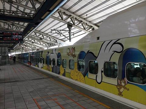 高铁台中站旅游景点图片