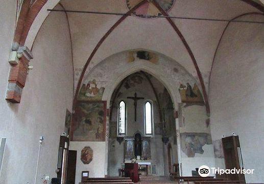 Chiesa di san Berrnardino alle Monache旅游景点图片