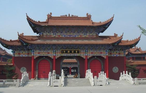 皇罗禅寺旅游景点图片