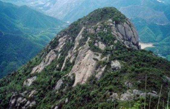 东台山国家森林公园旅游景点图片