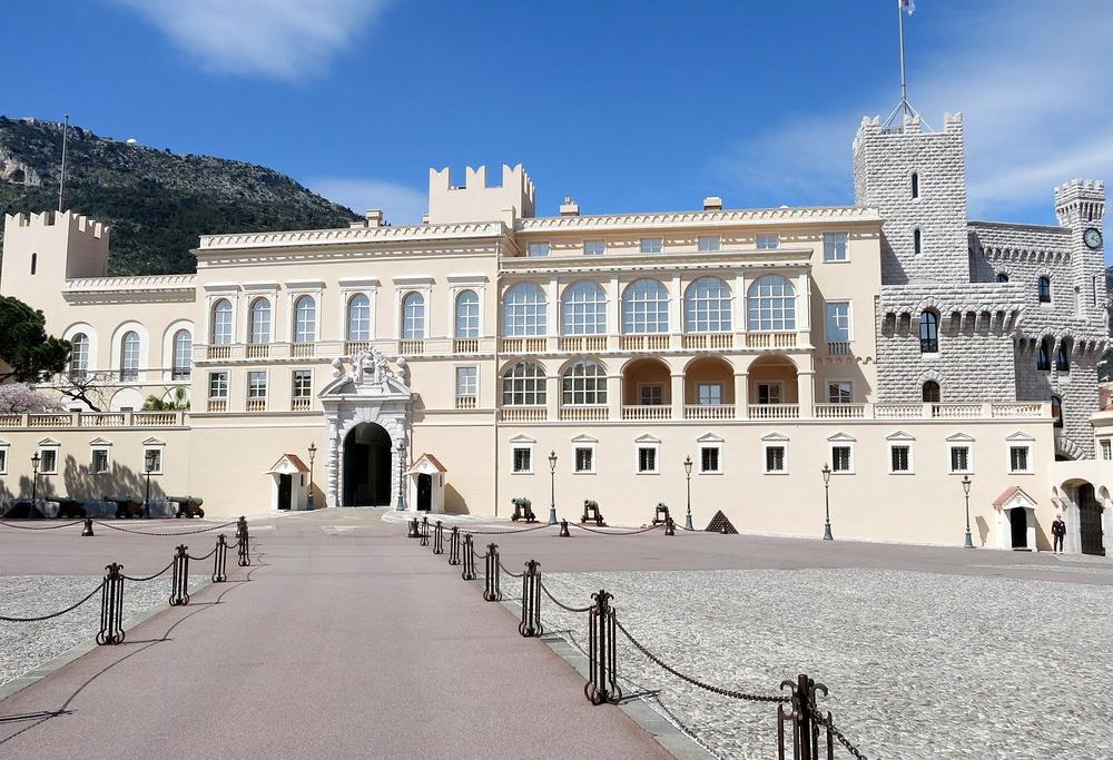 摩纳哥亲王宫
