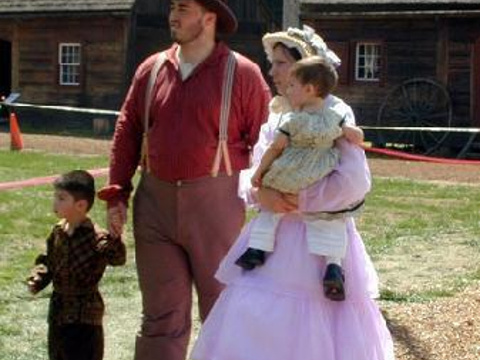 Fort Nisqually Living History Museum旅游景点图片