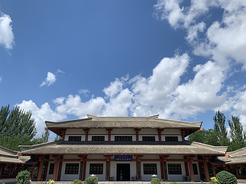 汉家公主纪念馆旅游景点图片