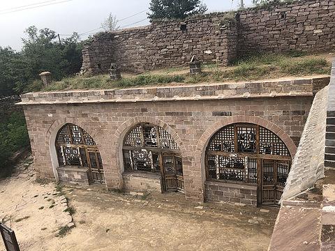吴堡古城的图片