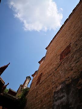 瑶金山寺的图片