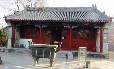 丰台药王庙