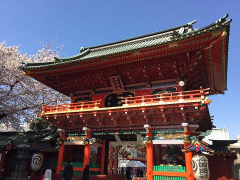 神田明神旅游景点图片