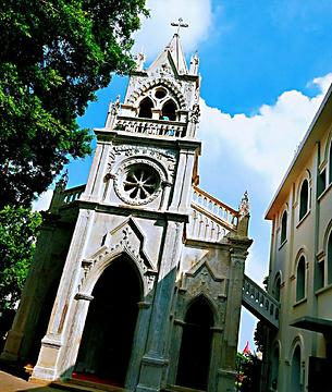 厦门市鼓浪屿风景名胜区-天主教堂