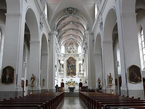 奥古斯丁大教堂旅游景点图片