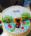开心蛋糕坊
