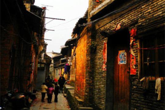 三闾庙古街旅游景点图片