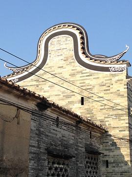 上岳古民居的图片