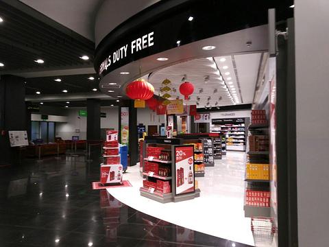 CDF中国免税品集团吴哥市内免税店旅游景点图片