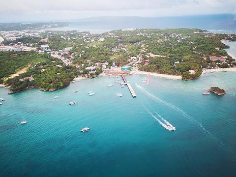 直升机环岛游旅游景点图片