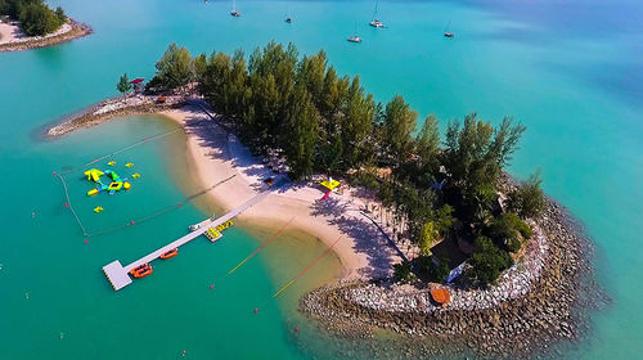 兰卡威101天堂岛旅游景点图片