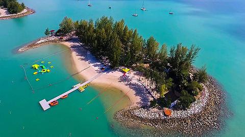 兰卡威101天堂岛的图片