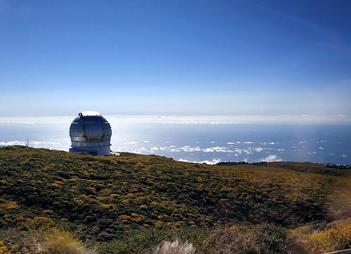 Observatorium Roque de Los Muchachos旅游景点图片