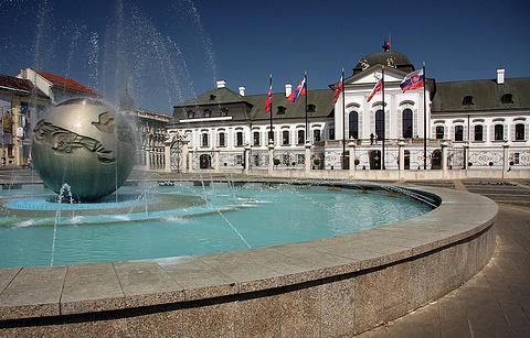 斯洛伐克总统府