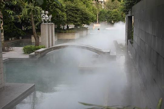 东温泉旅游景点图片