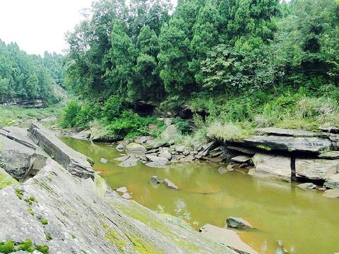 花溪谷旅游景点图片