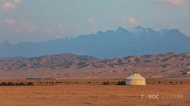 喀尔坎特大草原旅游景点图片