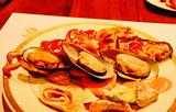 清泉海鲜自助餐厅