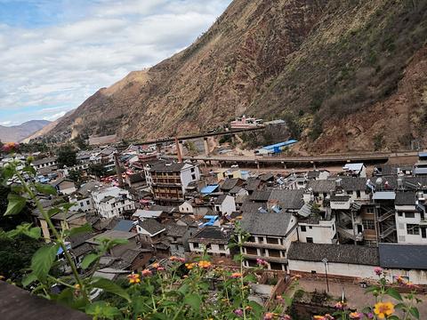 黒井古镇旅游景点图片