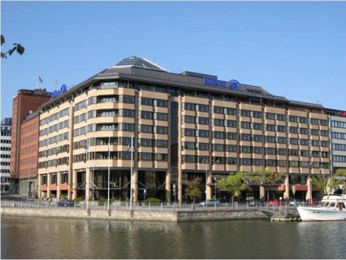 赫尔辛基斯特兰德希尔顿酒店