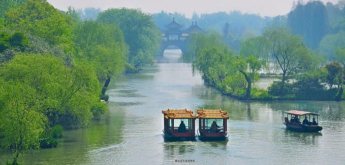 扬州美景3日线路