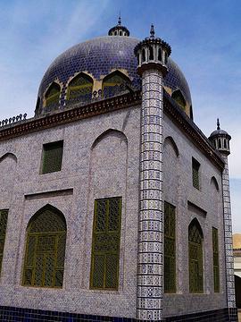 玉素甫·哈斯·哈吉甫墓的图片