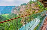 绍兴玻璃桥景区