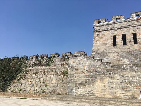益阳古城墙的图片