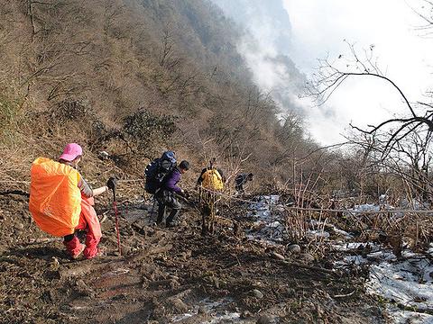 赵公山旅游景点图片