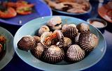 亚庇中央菜市场