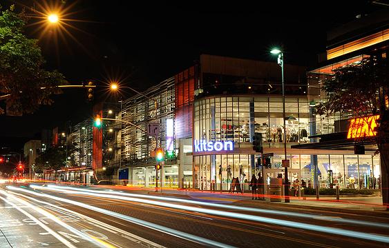 第三购物步行街旅游景点图片