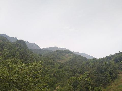 观斗山石雕旅游景点图片