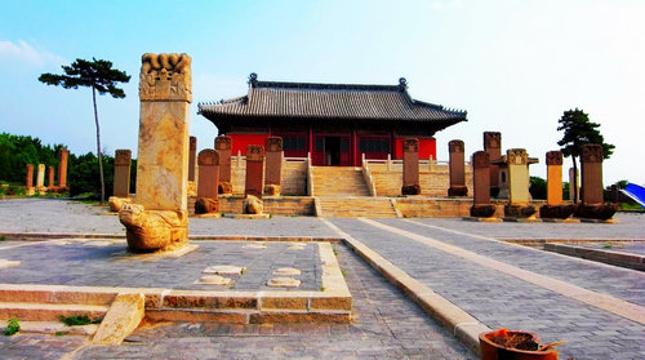 北镇庙旅游景点图片