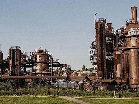 煤气厂公园的图片