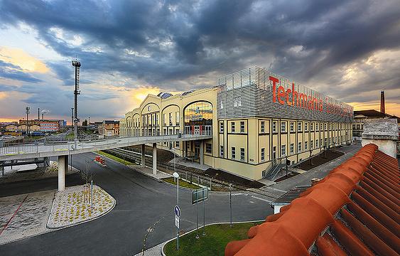 Techmania科技中心旅游景点图片