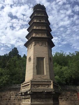 月山寺的图片